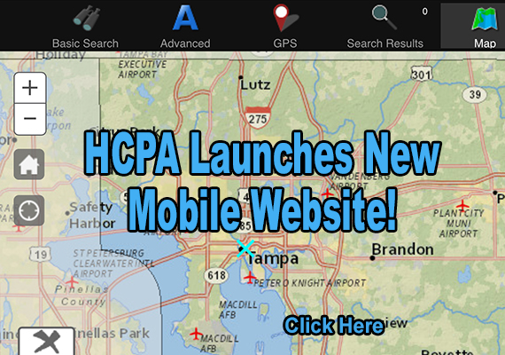 HCPA launches mobile site - Click here